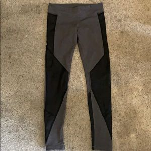 Pants - Alo size medium colorblock active leggings